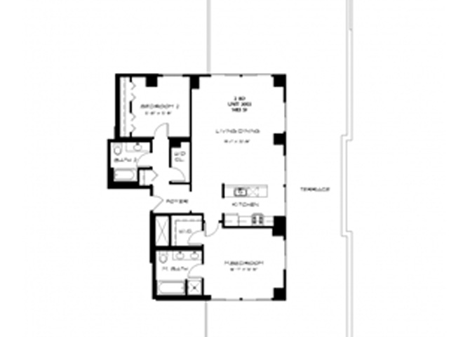 Floorplan PH - 3003