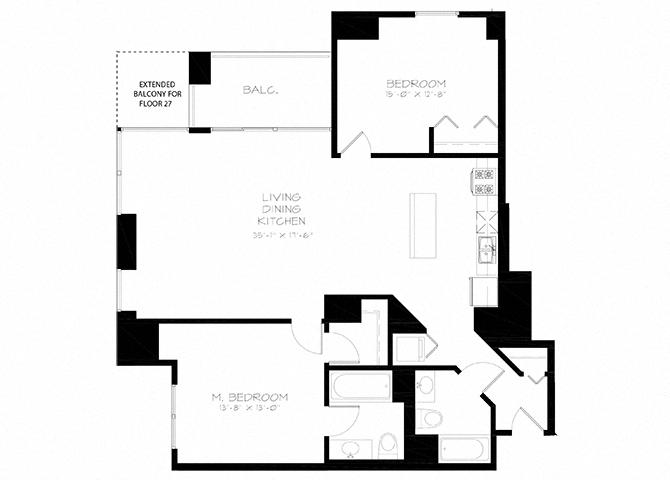 Floorplan 09B