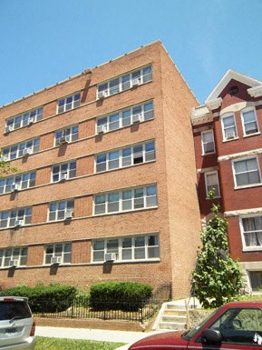 3435 Holmead Pl. NW, Studio-1 Bed Apartment for Rent Photo Gallery 1