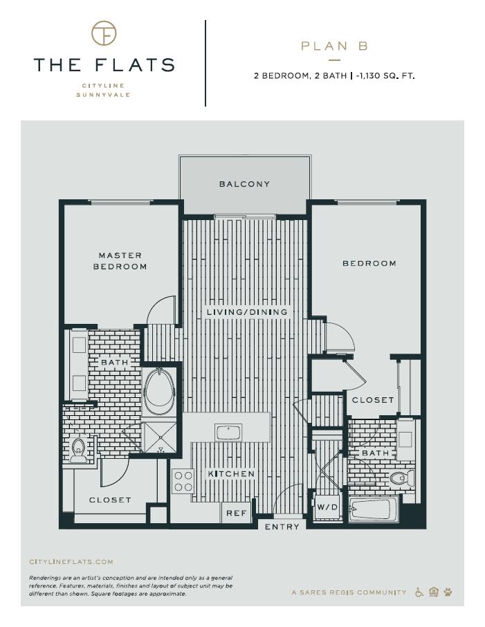 Floorplan - Plan B