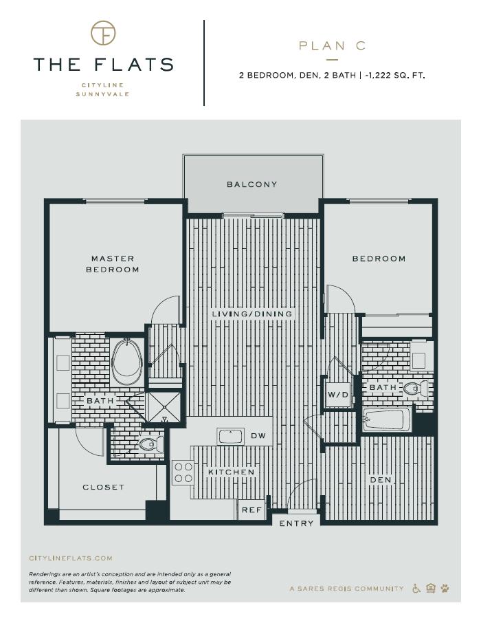 Floorplan - Plan C