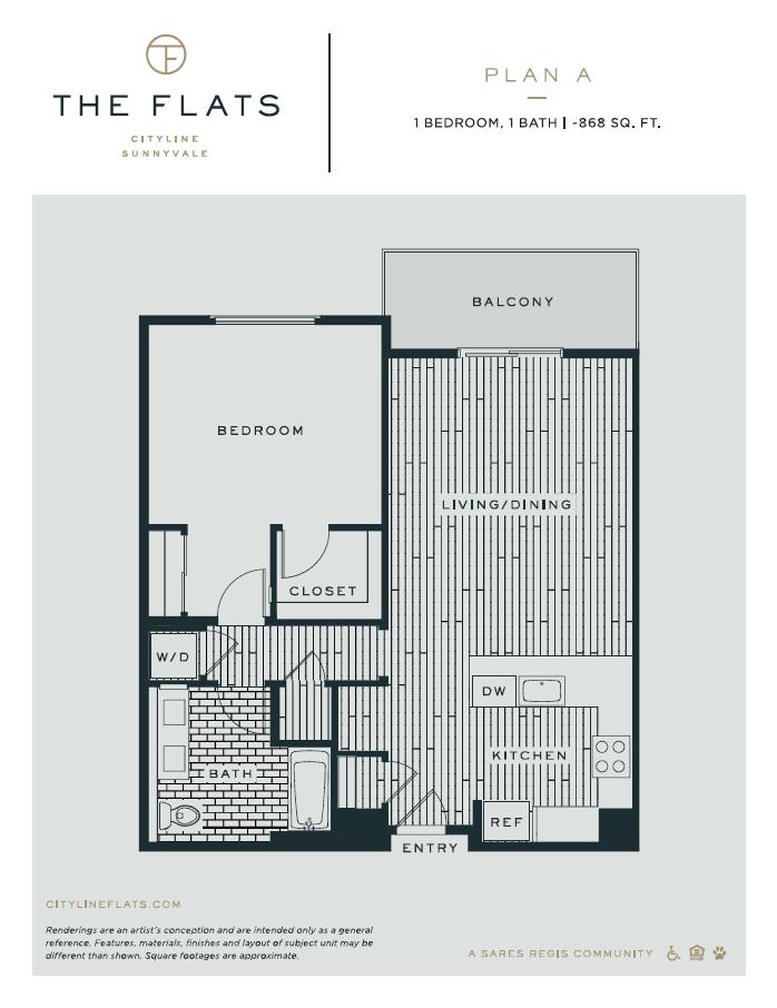 Floorplan - Plan A