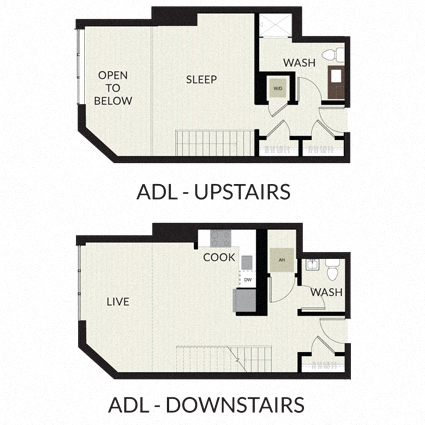 Floorplan image of unit 1013