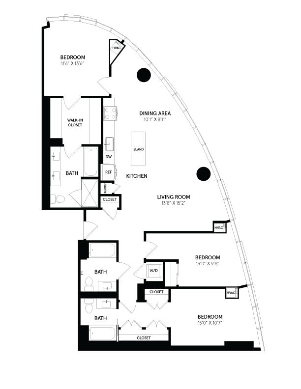 floorplan image of residence 4302