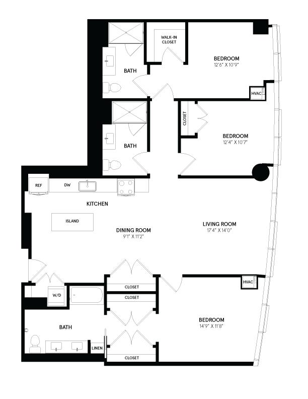 floorplan image of residence 3806