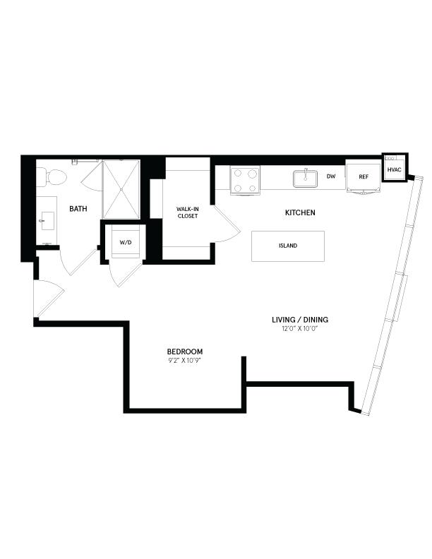 floorplan image of residence 3112