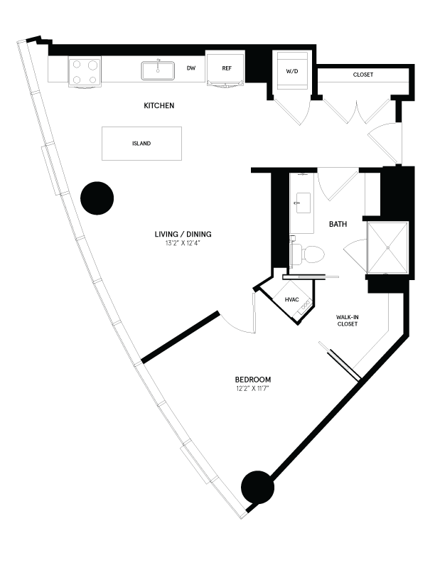 floorplan image of residence 1613