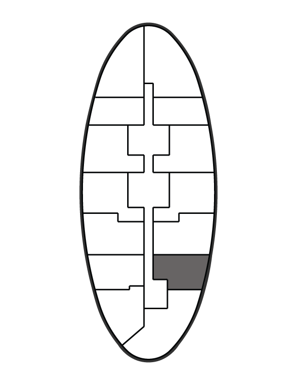 key plan image of residence 1212
