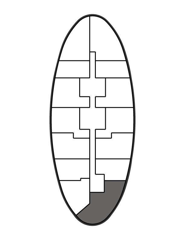 key plan image of residence 1414