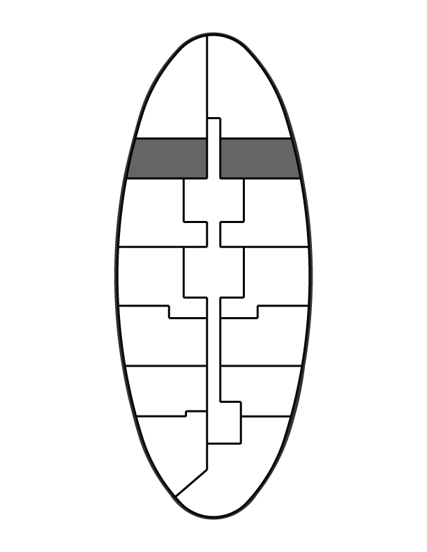 key plan image of residence 2604