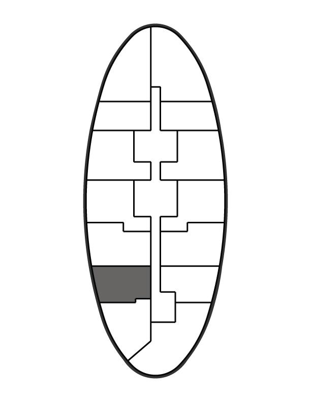 key plan image of residence 3111