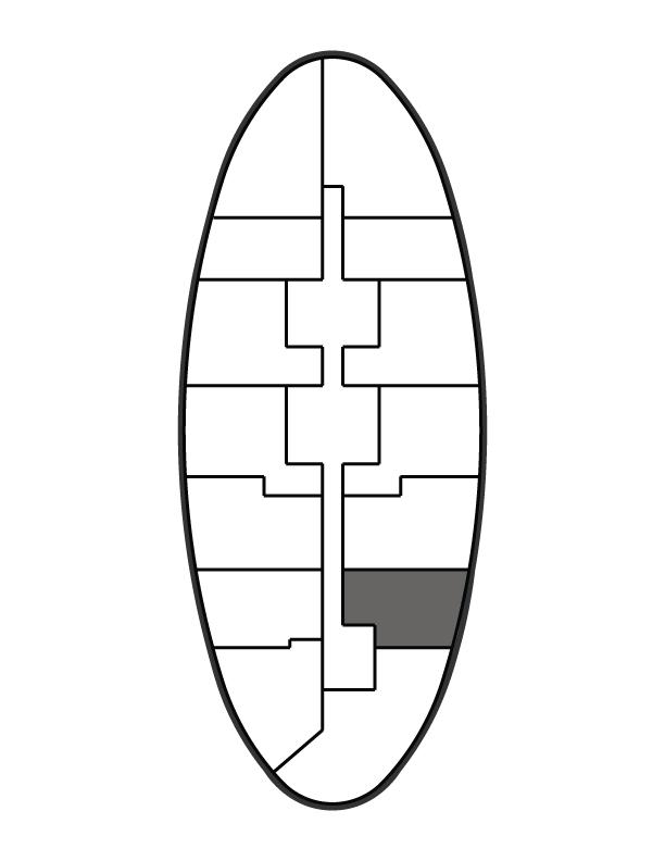 key plan image of residence 3112