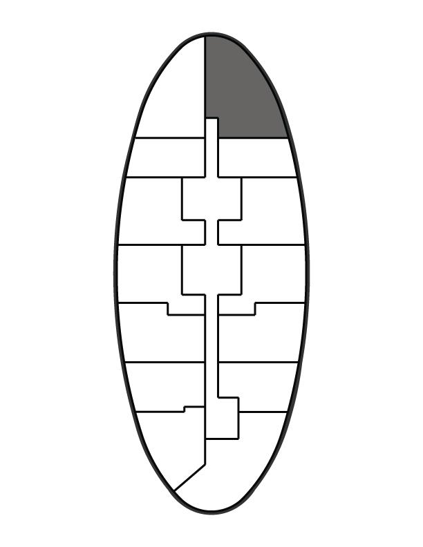 key plan image of residence 3202