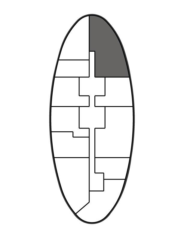 key plan image of residence 3602