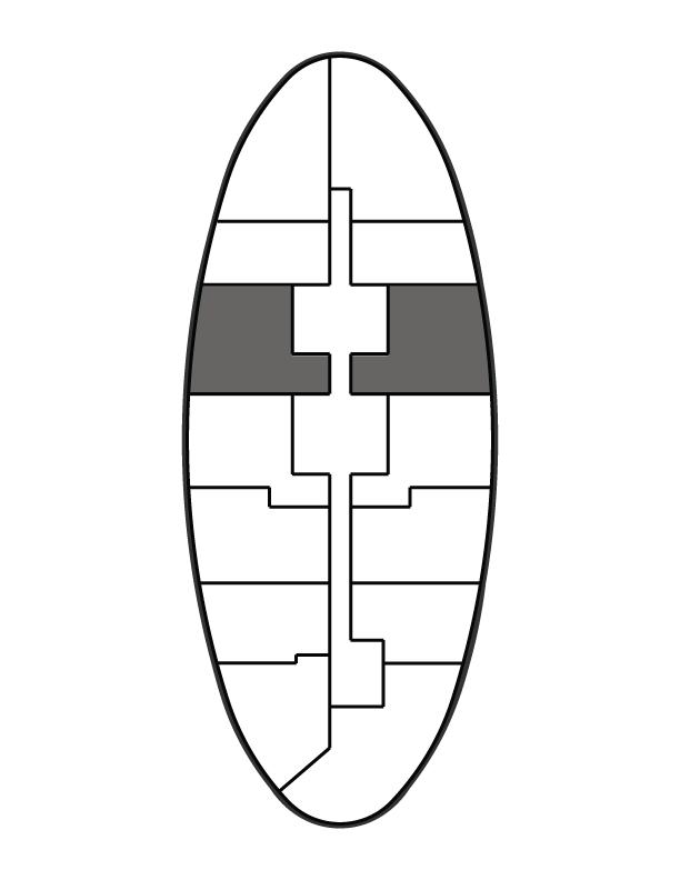 key plan image of residence 3608