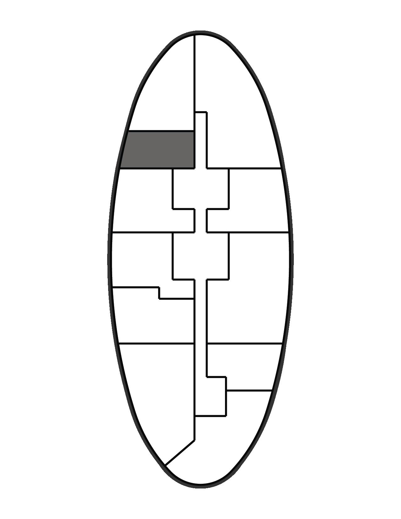 key plan image of residence 4303