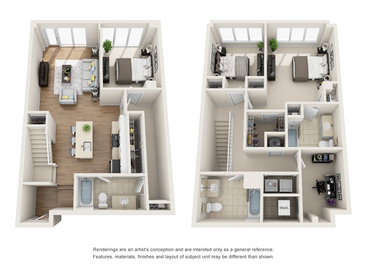 Floorplan TH5