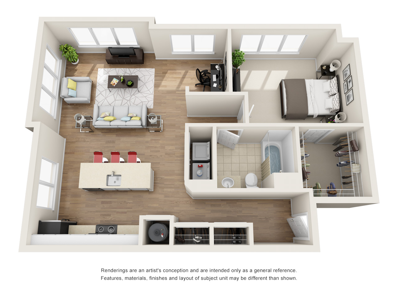Floorplan 232