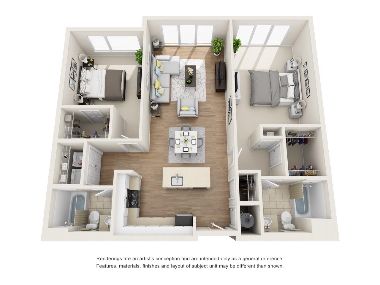 Floorplan 324