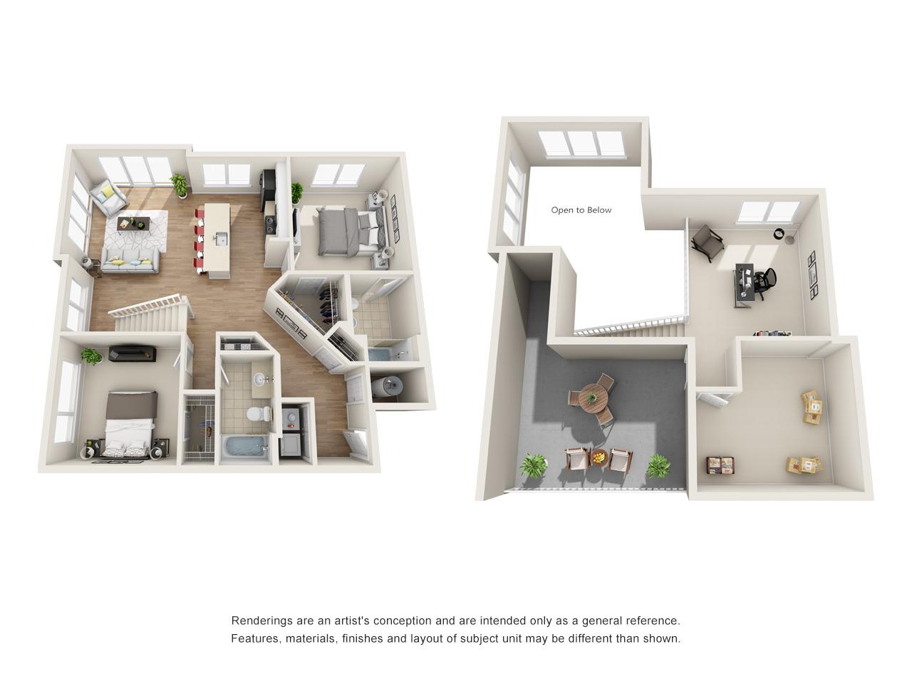 Floorplan 610