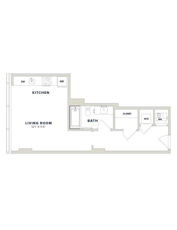 floorplan image of residence 2224