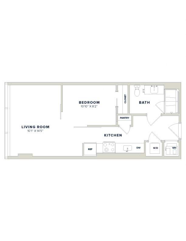 floorplan image of residence 2125