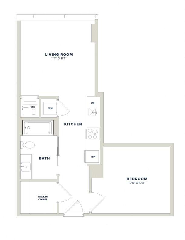 floorplan image of residence 1920