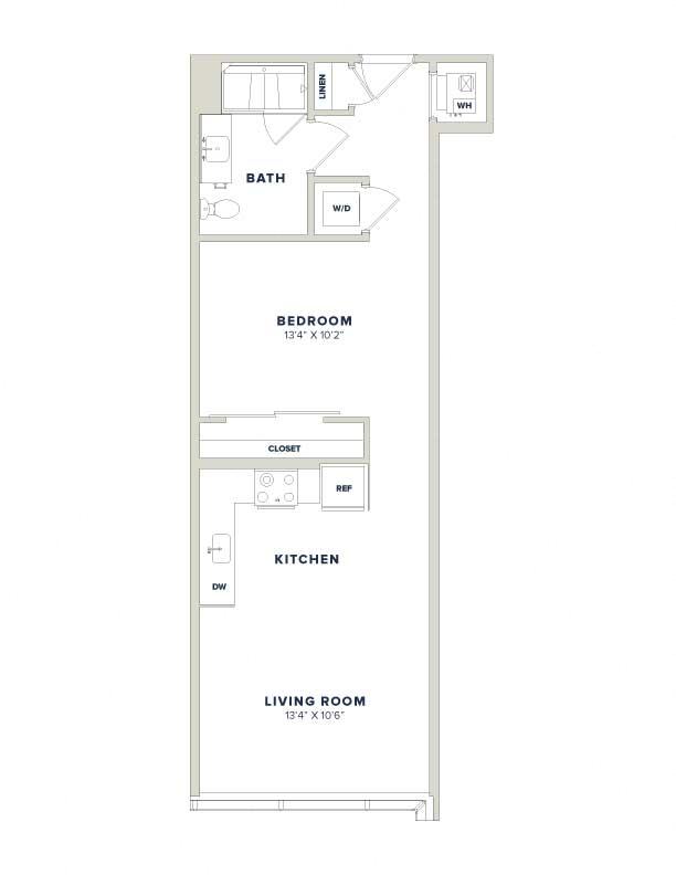 floorplan image of residence 2613