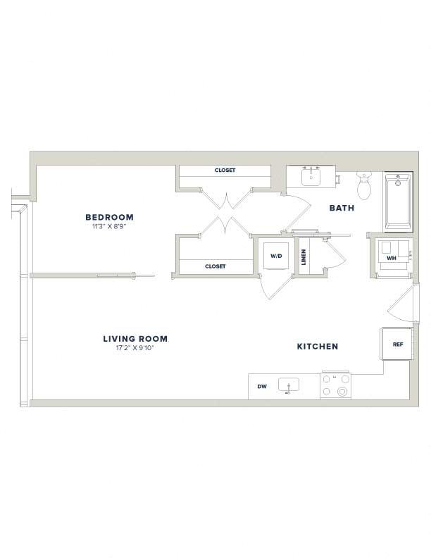 floorplan image of residence 2206