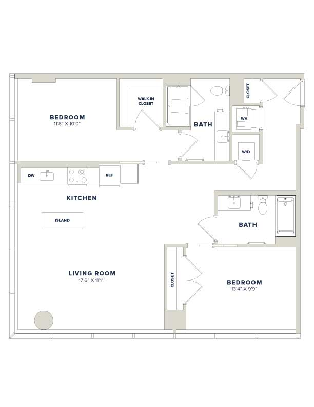 floorplan image of residence 2528