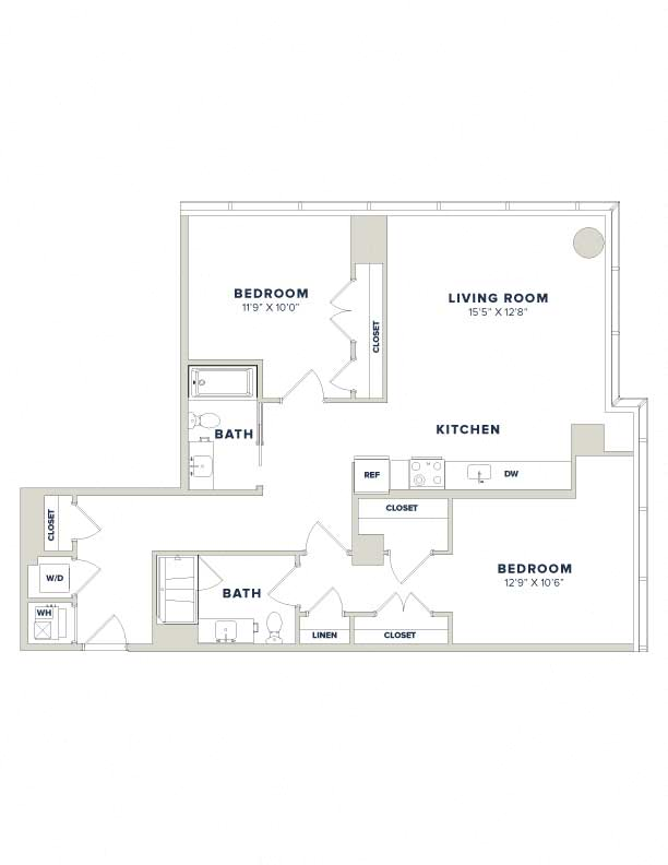 floorplan image of residence 2510