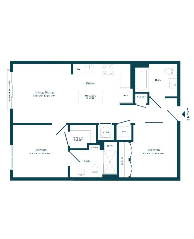 View Plan of  221