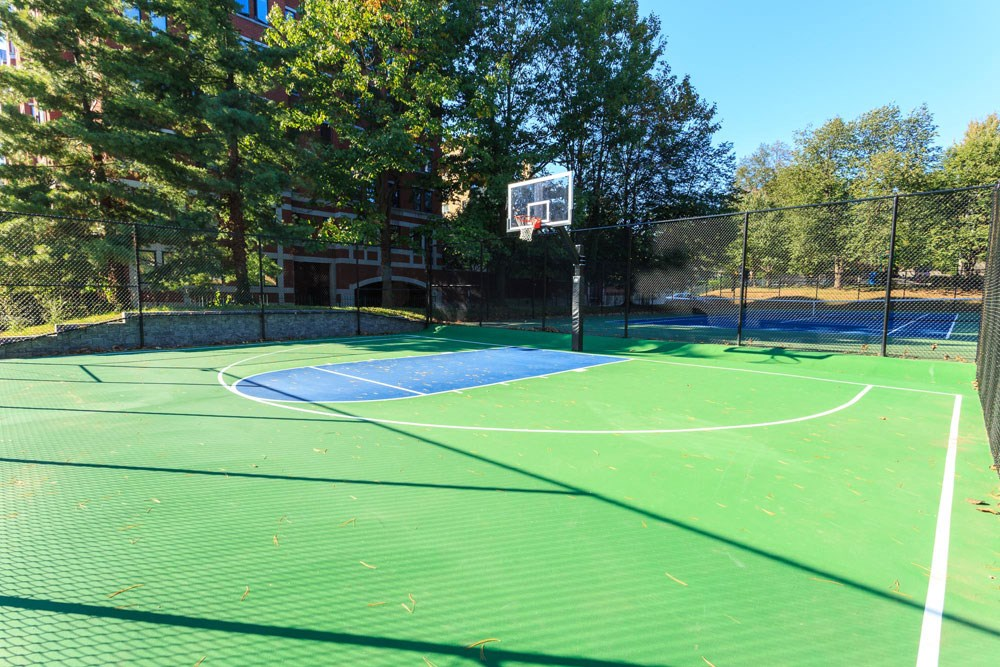 Basketball Court Forest Hills Park Connecticut Ave NW