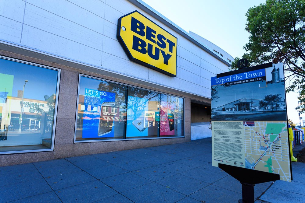 Best Buy on Connecticut Ave NW