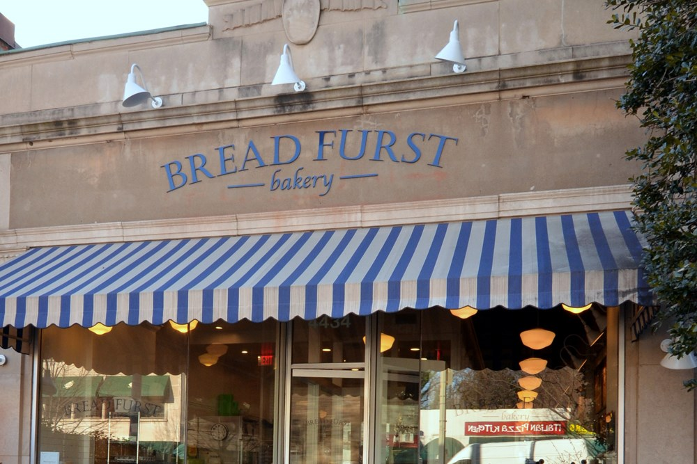 Bread Furst near The Saratoga Apartments
