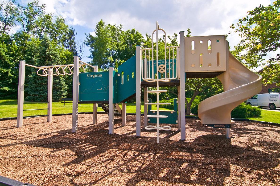 Playground at Tuscarora Creek