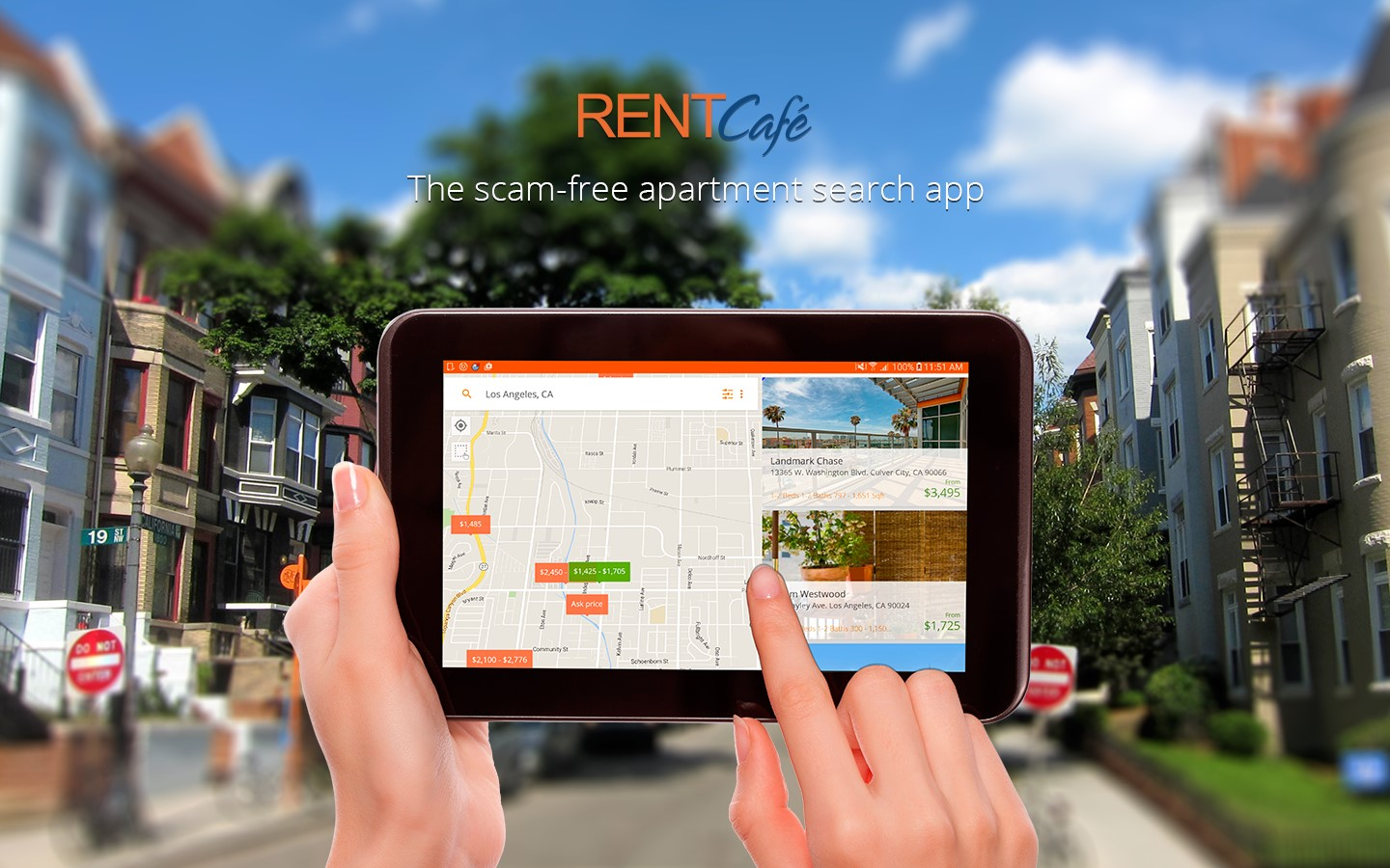 RENTCafé The scam-free apartment search
